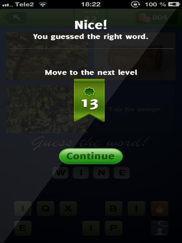 What's The Word - New photo quiz gameのおすすめ画像3