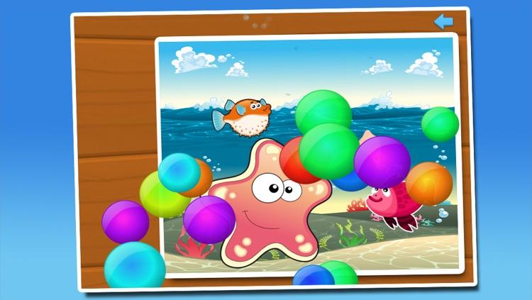Fish puzzle lite screenshot-3
