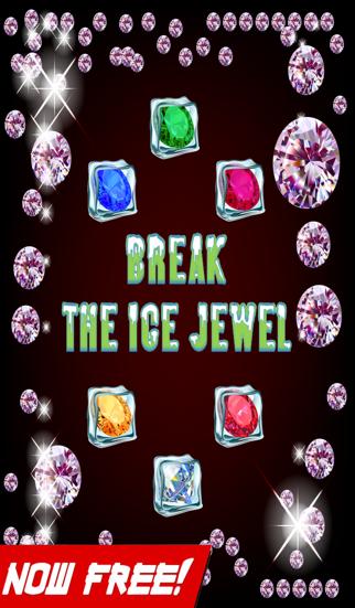 Jewel puzzle : Gems ice block puzzle match color diamond screenshot one