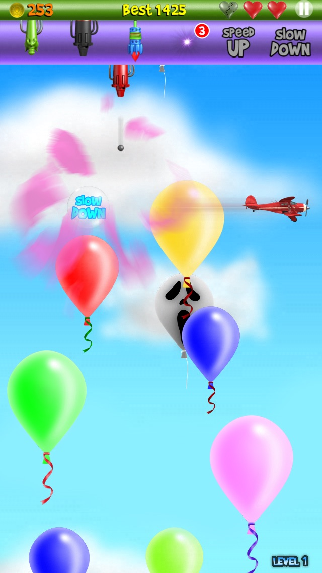 Boom Balloon screenshot one