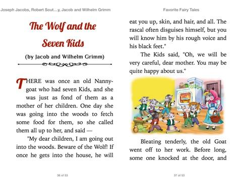 Favorite Fairy Tales by Joseph Jacobs, Robert Southey, The Brothers Grimm &  Viktoriya Dunayeva on Apple Books