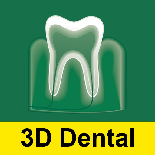 3D Dental A-Z: Anatomy & Beyond for iPad icon