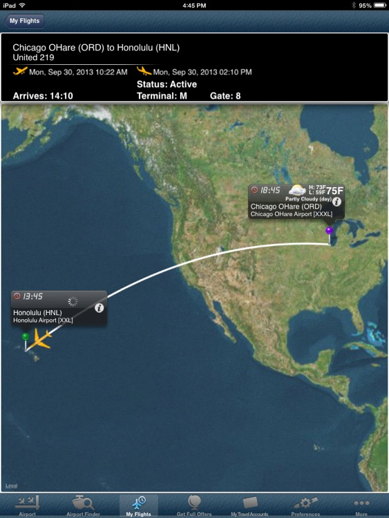 Honolulu Airport + Flight Tracker HD HNL