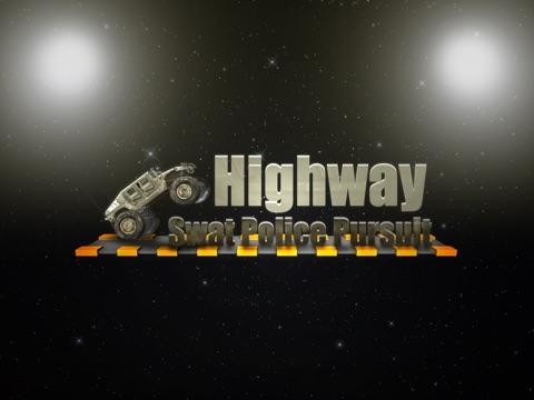 Highway SWAT Police Pursuit - Hot monster truck racing game-ipad-3