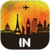 インド オフラインマップ、ガイド。ホテル、天候、旅行 ムンバイ,タージ ・ マハル,ニュー ・ デリー,バンガロール