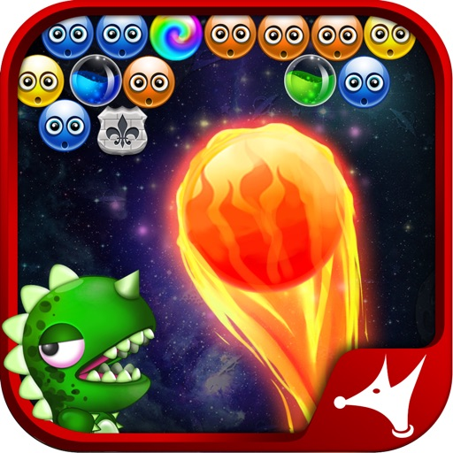Infinite Bubble Shooter HD