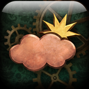 Steampunk Weather app review