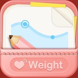 Journie Weight - A Girly Weight Tracker