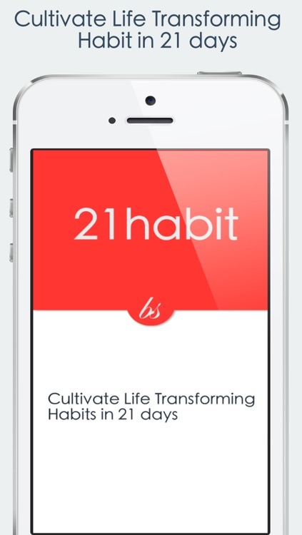 Habit - 21 day routine