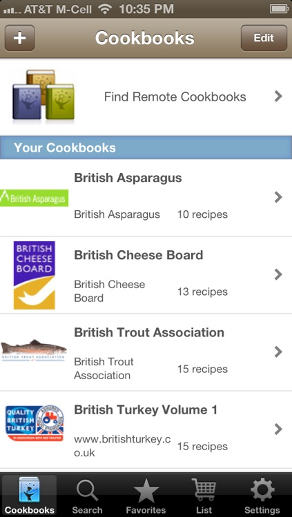 TheRecipeMgr screenshot-1