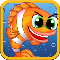 Fish Jump Adventure Under The Water