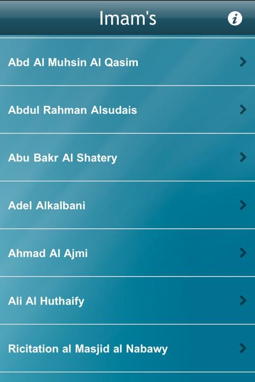 Holy Quran - 50+ Reciters