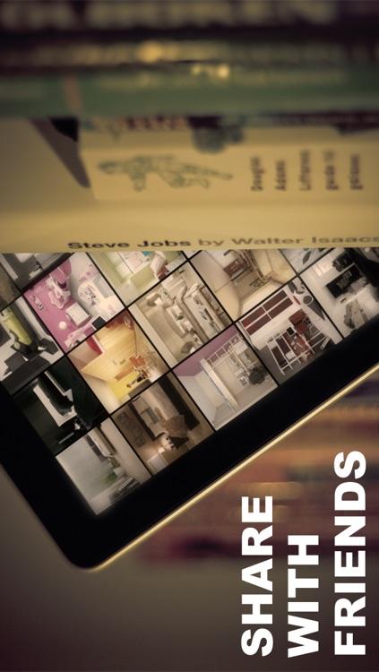 Bedroom Design+ screenshot-3