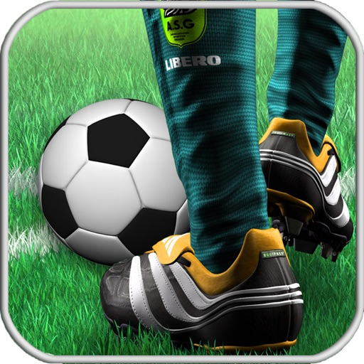 Footccer: Real Football 2014 - A 3D Soccer clubs championship league