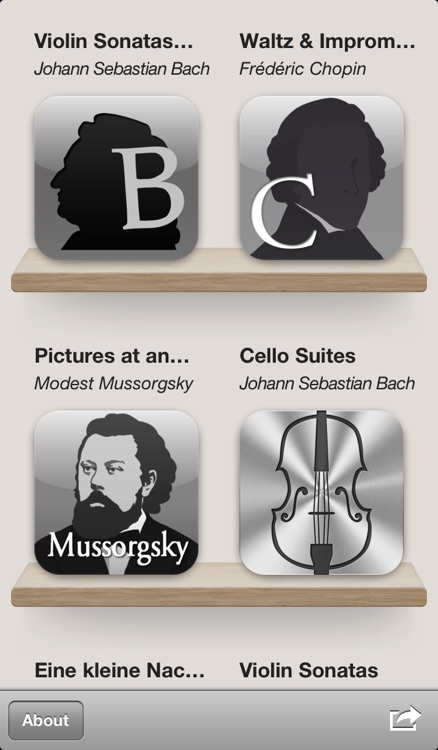 SyncScore : Classical music + score screenshot-3