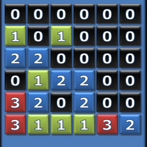 Brain Game 7 Number Switch icon