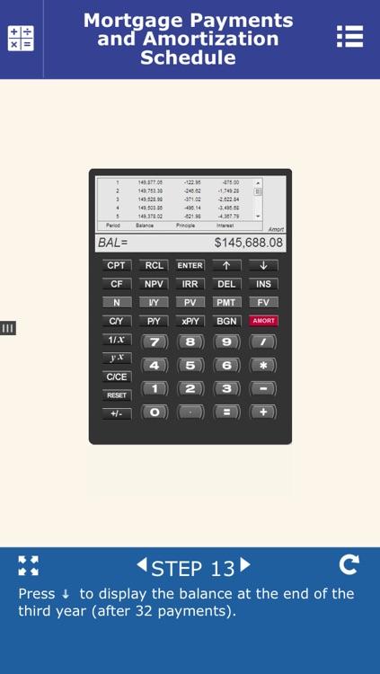Pearson Financial Calculator screenshot-4