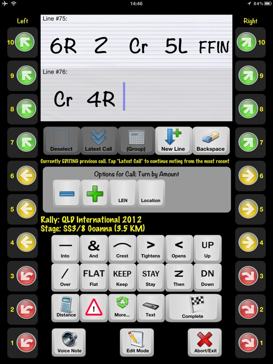 RallyNav screenshot-3