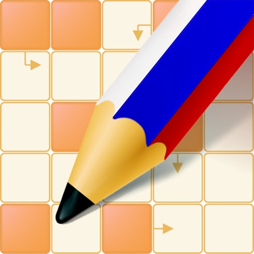Learn Russian with Crossword Puzzles icon