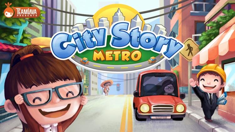 City Story Metro™ screenshot-4