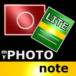 My Photo Note Lite - Taking Photo Notes Made Easy