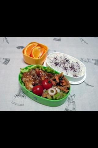 お弁当レシピ ScreenShot3