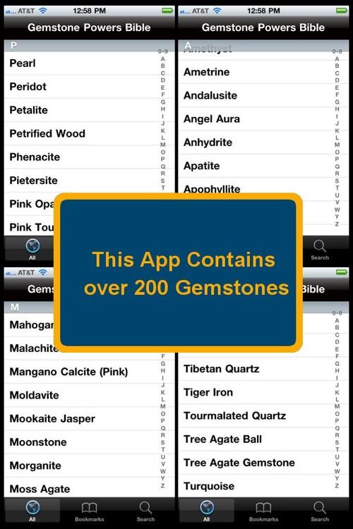Gemstone Powers Bible screenshot-3