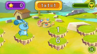 乘法达人-王颖教育法之儿童快速记忆乘法口诀学习游戏 screenshot four