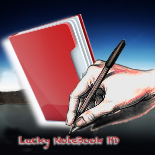 Lucky Note Book HD