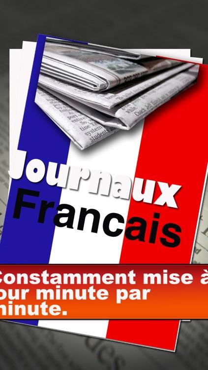 Journaux francais