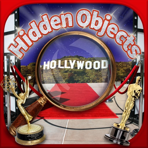 Hidden Objects - Hollywood Celebrity Adventure & Object Time Games