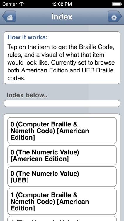 Braille Sonar Pro By David Ward