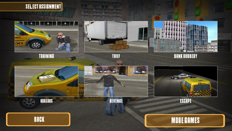 Mobster Taxi screenshot-1