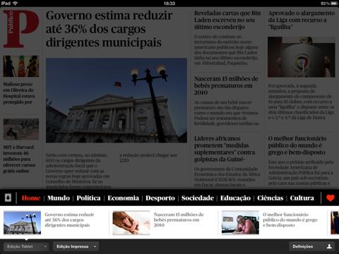 Público HD screenshot two