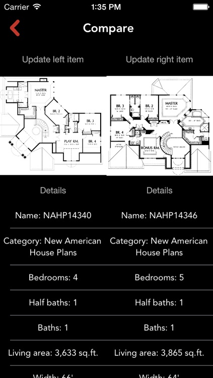 iPlan Design - American Style screenshot-1