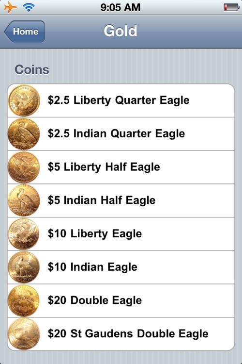 Coins & Bullion Live