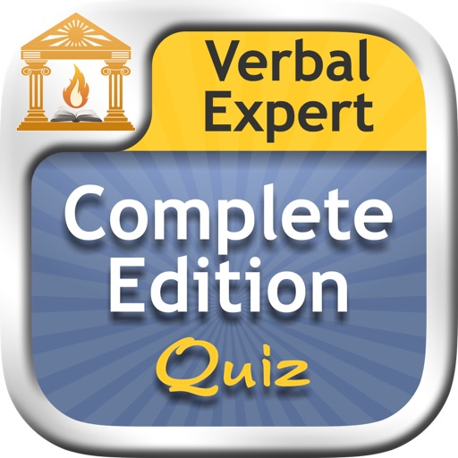 Verbal Expert : Complete Edition FREE icon