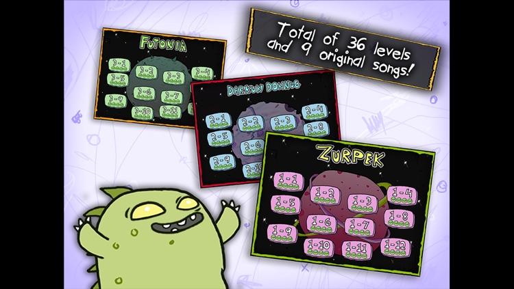 RokLienz: On Tour! - Music rhythm game! - A Fingerprint Network App screenshot-3