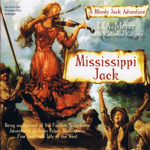 Mississippi Jack (Audiobook)