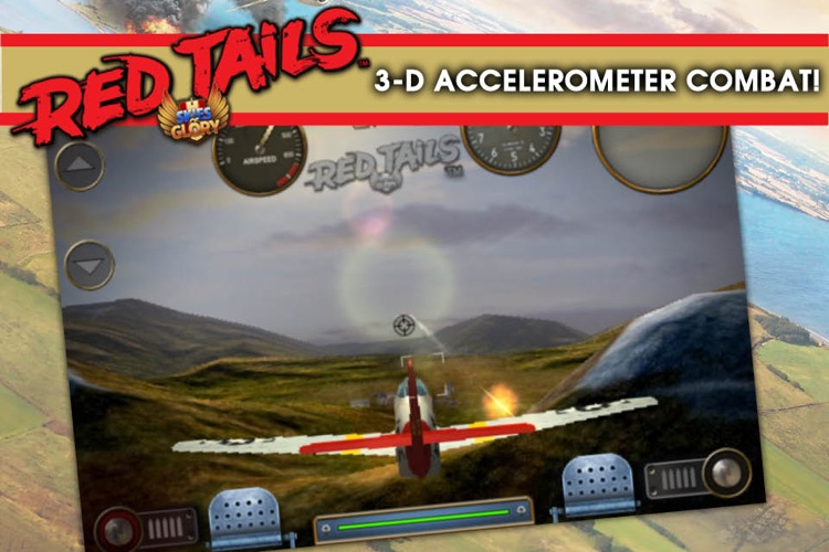 Red Tails™: Skies of Glory screenshot-0