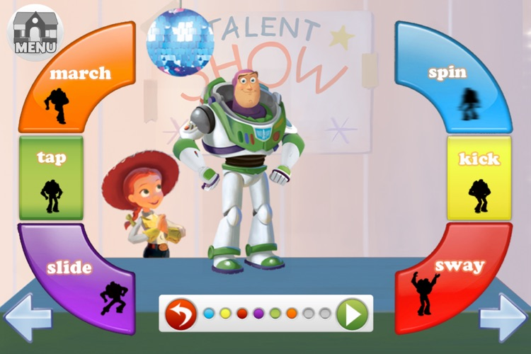 Toy Story Showtime! screenshot-3