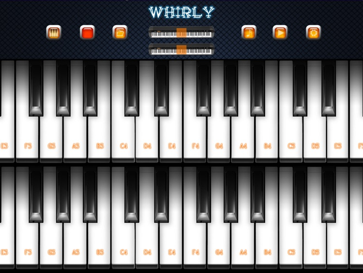 3D Piano HD screenshot-3
