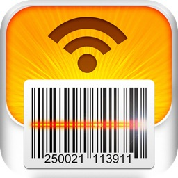 Kinoni Barcode Reader - Wireless Barcode Scanner for PC and Mac