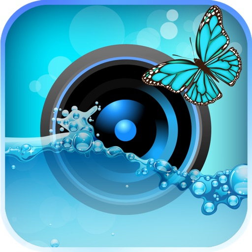 Water FX - Photo Editor icon