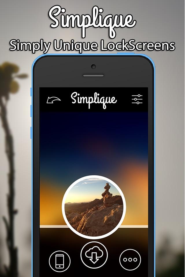 Simplique screenshot-0