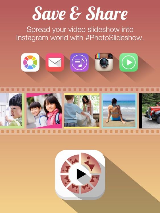 Photo Slideshow Free - Create Slideshow with Transitions and Background Music. screenshot-4