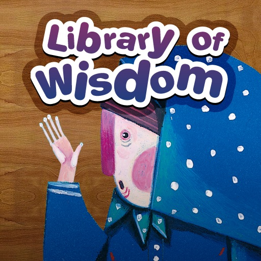 The Blessing of Difference: Children's Library of Wisdom 8 icon