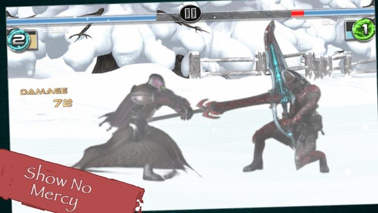 Beyond Fighting 2 - Undead Warriors screenshot-4