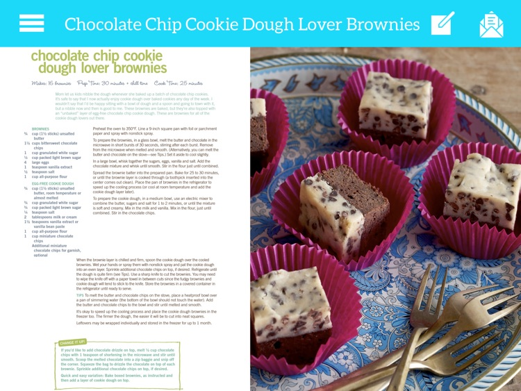 Dessert Cookbook - Cake and Ice Cream for iPad screenshot-4