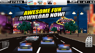 A Cop Chase Car Race 3D PRO 2 - Police Racing Multiplayer Edition HDのおすすめ画像5